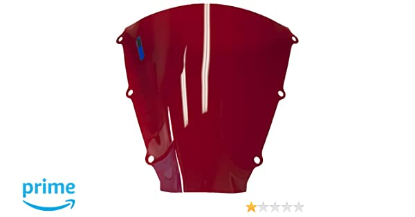 Yana Shiki TXHW-102R Red OEM Style Replacement Windscreen for Honda CBR 600RR
