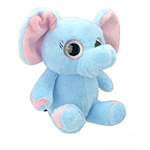 Wild Planet Small Orbys Baby Elephant Soft Plush Toy - 4 Years & Above