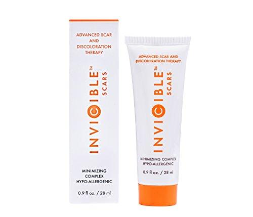 InviCible Scars Scar Cream with Silicone and Vitamin C, 28ml