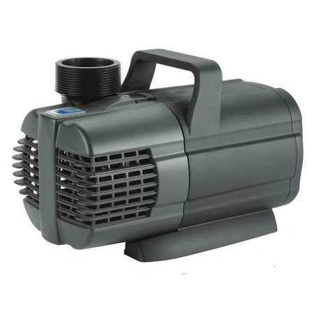 Waterfall Pump, 1/2 HP, 120V, 23 ft. Head ()