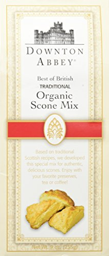 Downton Abbey Organic Scone Mix