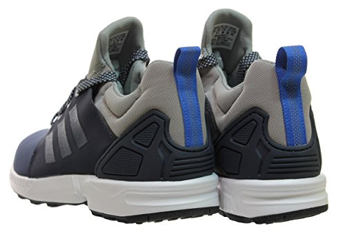 Adidas Zx Flux Niño Zapatillas Azul Azul