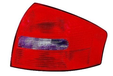 Depo 341-1920R-US Audi A6 Passenger Side Replacement Taillight Unit - Audi A6 Light