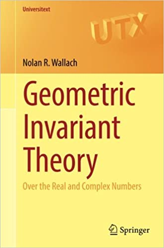 Geometric invariant theory : over the real and complex numbers cover
