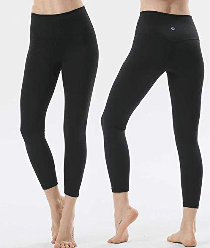 Pantalones ​​do Ryfbre Run Alta Motion De Yoga Negro Cintura Speed FPwpP