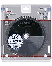 Bosch Professional Cirkelsågblad standard för aluminium (aluminium, 190 x 30 x 2 mm, 56 tänder, tillbehör batteri cirkelsåg)