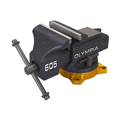Olympia Tool 38-605 5-Inch Bench Vise