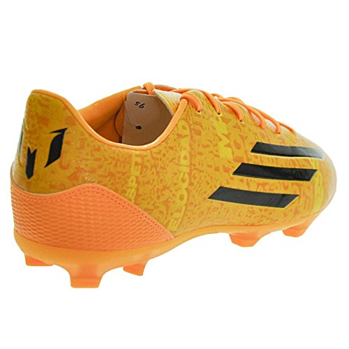 adidas - Chaussures de football - F50 adizero FG (Messi) - Gold - 35