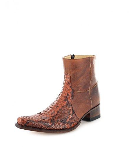 Sendra Boots 5701P, Scarpe da barca uomo Piton Peanut Tan