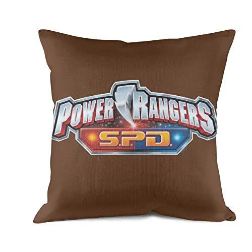 SINGKING Cushion Cover Power-Rangers-SPD- Sofa Bedroom Car -