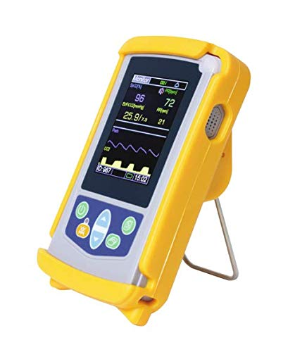 Amazon com : Smart138 SM100VC Handheld Veterinary Capnograph