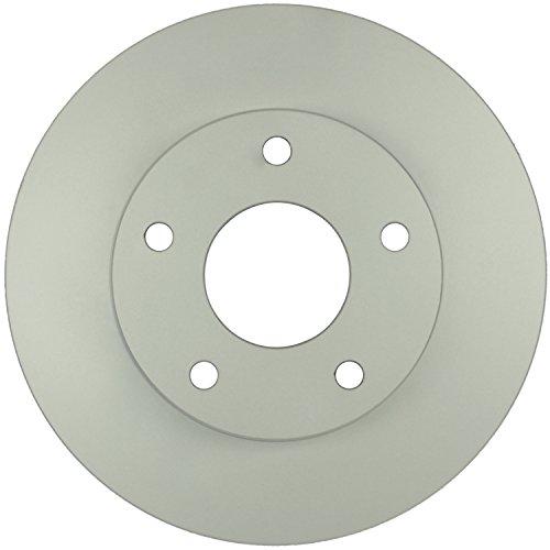 (Bosch 25010540 QuietCast Premium Disc Brake Rotor,)