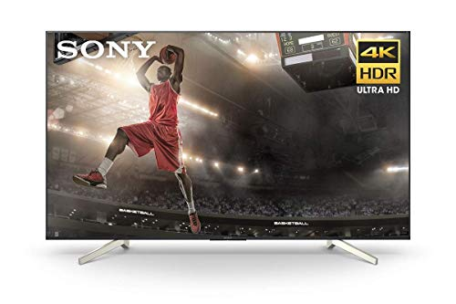Sony X830F 60 Inch TV: 60 In Bravia 4K Ultra HD Smart LED Television with HDR