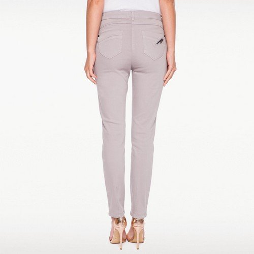 Breal Pebosphy Jeans Donna Grigio Skinny ZrZqwpY