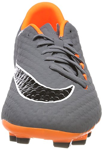 Grey Total Academy Fitness Oran Nike Phantom 3 Fg Scarpe 081 Multicolore da Uomo Dark ExTvPwqT