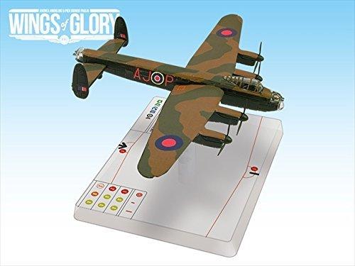 Ares Games Wings of Glory: Avro Lancaster B MK. III Dambuster [並行輸入品] B07SFCY44X