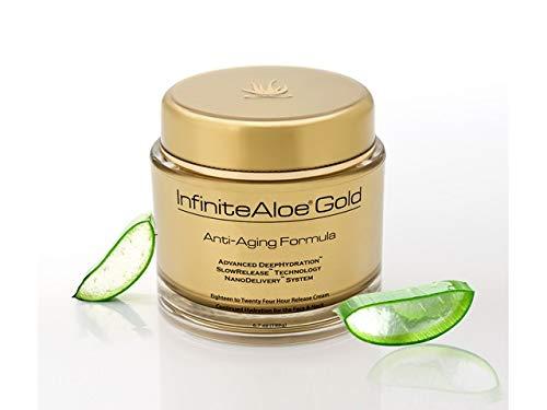 Aging Formula Anti Ultimate - Infinite Aloe Gold Anti-Aging Formula 6.7 oz. Jar