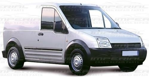 Aftermarket Ford Transit Connect 2003 - 2006 repisa piel tipo (corto rueda Base modelos): Amazon.es: Coche y moto
