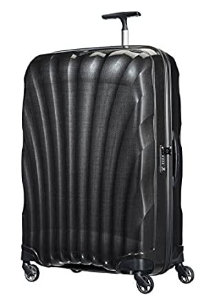 Samsonite 73352 Cosmo lite 3 Spinner Hard Side Luggage, Black, 81 Centimeters