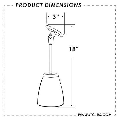 ITC (3455F-UB5421018-DB) Trendy Pendant Light