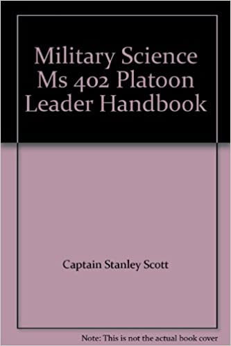 platoon leader book
