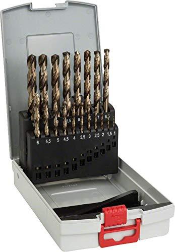 Fischer D-SDX Punta trapano 5 mm Cilindrica a Quattro Taglienti 545691 per comune Trapano e Avvitatore con attacco Cilindrico Placca al carburo di tungsteno per Muro Calcestruzzo e Pietra