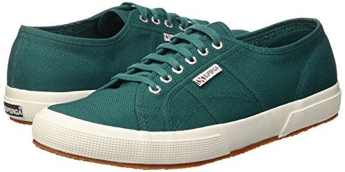 Low 2750 Verde Sneaker green Cotu Mixte top Adulte Classic Superga Teal qtFgg