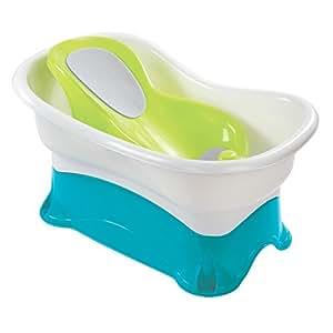 summer infant comfort height bath tub baby. Black Bedroom Furniture Sets. Home Design Ideas
