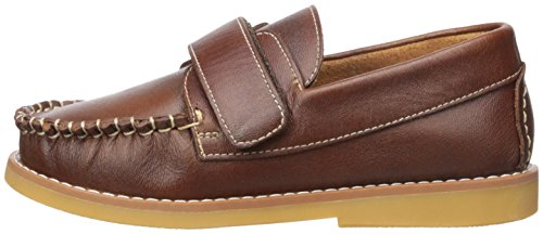 Elephantito Boys' Nick K Boating Shoe, Brown, 13 M US Little Kid by Elephantito (Image #5)