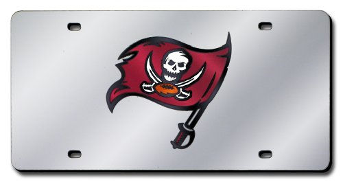 license plate frame buccaneers - 5