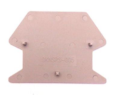 Dinkle DKNSPS-005 DIN Rail Terminal Block Partition (Pack of