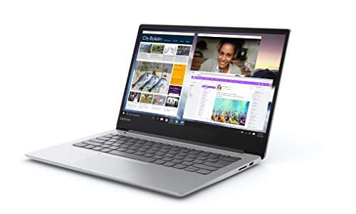 Lenovo Ideapad 720S-13IKB – Ordenador Portátil 13.3″ FullHD (Intel Core i5-8250U, RAM de 8GB DDR4, SSD de 256GB, Intel HD Graphics 620, Windows 10 Home) Plata – Teclado QWERTY Español
