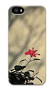 Unique Design Cases for iPhone 5 3D Flower05 Cover