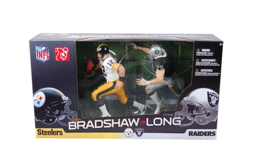 Mcfarlane Toys Terry Bradshaw And Howie Long Action Figure 2 Pack
