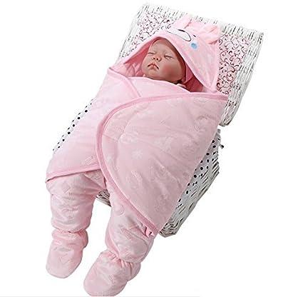 luck lu Saco de Dormir para bebés Abrigo de Invierno Cochecito Cochecito Cochecito Acogedor de Dedos