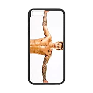 iPhone 6 4.7 Inch Cell Phone Case Black Justin Bieber Yckg