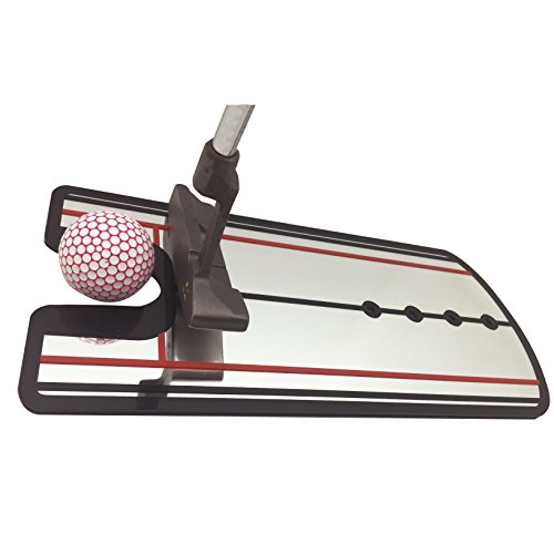 Eagle Shot Golf Putting Alignment Mirror Training Aid