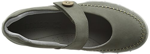 Hotter Grey Women's Janes Duck Egg Mary Spin rUfqCwr