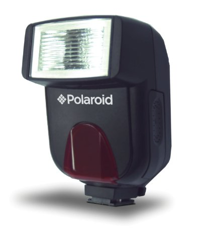 Polaroid PL-108AF Studio Series Digital Auto Focus / TTL Shoe Mount Flash For The Olympus Evolt PEN E-P2, PEN E-PL1, E-PL2, E-30, E-300, E-330, E-410, E-420, E-450, E-500, E-510, E-520, E-600, E-620, E-1, E-3, E-5 & For The Panasonic Lumix DMC-G1, DMC-GH1, DMC-GH2, DMC-L10, DMC-GF1, DMC-GF2, DMC-G10, DMC-G2 Digital SLR Cameras