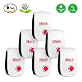 Best Pest Control Products - Egnaro Pest Control Ultrasonic Repeller-【2018 Upgraded】-Mouse Repellent Electronic Review