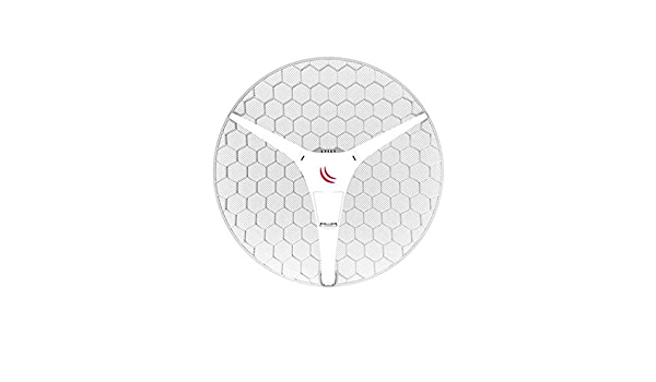 MikroTik Antena con Radio RBLHG-2ND-XL 21DBI / CPE/Doble ...