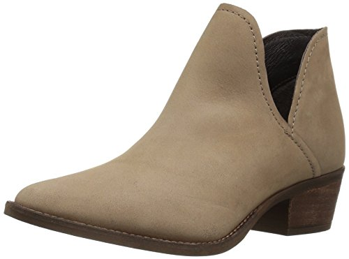 Steve Madden Women's Austin Ankle Bootie - Stone Leather ...