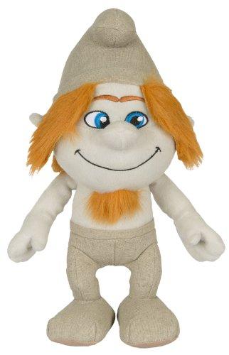 "Kelly Toy Movie The Smurfs 8.5"" Plush Figure Doll - Hackus Smurf"