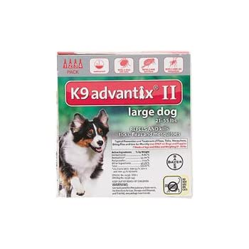 K Advantix  Large Dog Amazon