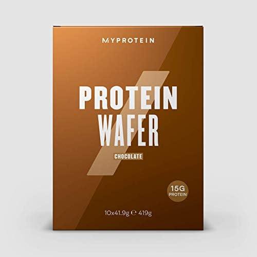 Myprotein - Protein Wafers, Chocolate Proteinreiche Waffeln, 419 g