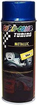Dupli Color 191893 Tuning Lackspray Metallic 400 Ml Blau Auto