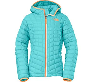 3c57a956ef0c Amazon.com  The North Face Kids Girl s Thermoball¿ Hoodie (Little ...