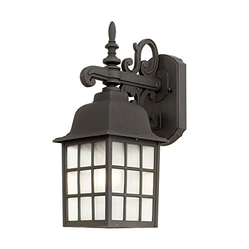 Cage Scrollwork (Outdoor Wall Lantern)