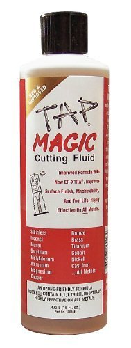TAP MAGIC 10016E EP-XTRAOZ ONE FRIENDLY CUTTING FLUIDS - 16 OZ. SPOUT TOP by Tap Magic