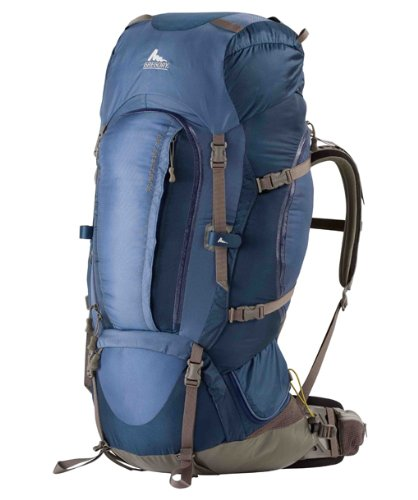 Gregory Whitney 95 Backpack (Trinidad Blue,Medium), Outdoor Stuffs